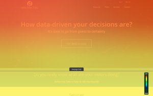 Reflective Data Scroll Maps