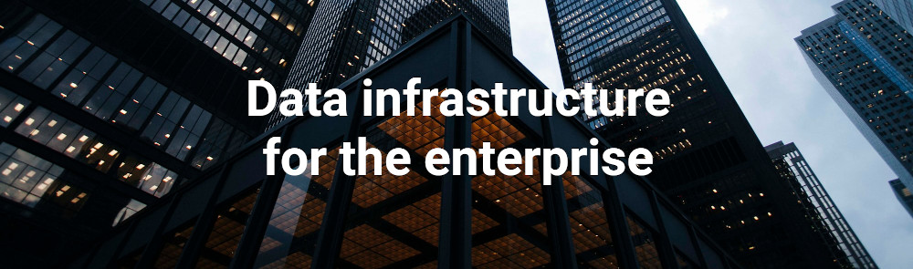 Enterprise data pipeline and data warehouse